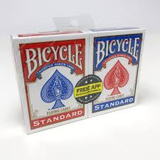 bicycle playing card deck 2 pack walmart com