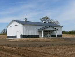 160 Best Pole Barn Homes Images On Pinterest Pole Barns Barn by Suburban Building Profile Use Pole Building For Hobby Storage