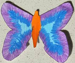 Butterfly Crafts For Kids To Make - balancing butterfly craft for kids craft u0027n u0027 home