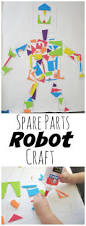 best 25 robot crafts ideas on pinterest diy robot robotic draw or find robot template and fill with leftover foam fabric ribbon stickers construction paper etc