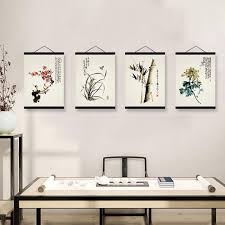 Asian Home Decorations Online Buy Wholesale Asian Framed Art From China Asian Framed Art