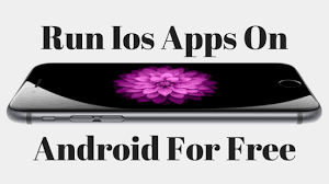 how to ios apps on android how to run ios apps on android by ios emulator apk file wap5 in