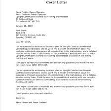 Cover Letter For Business Plan by Download Sample Proposal Cover Letter Haadyaooverbayresort Com