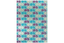bicycle wrapping paper handmade bicycle wrapping paper blue purple and gold cyclemiles