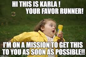 Meme Running Girl - running girl imgflip