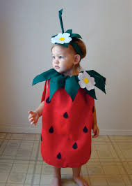 Toddler Costumes Halloween Baby Costume Strawberry Costume Toddler Costume Halloween Costume
