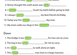 synonyms and antonyms worksheets education com