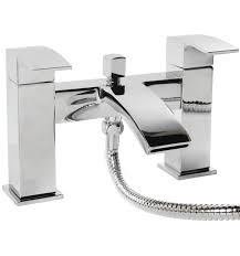 luxury square bath shower mixer tap polished chrome finish uk peak luxury square bath shower mixer tap polished chrome finish uk manchester liverpool taps selection