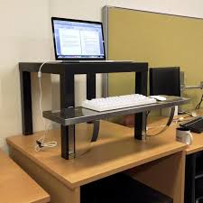 Stand Up Computer Desk by Stand Up Desk Ikea Home U0026 Decor Ikea Best Stand Up Desk Ikea