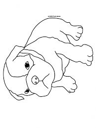 puppy coloring pages ben prints colors pictures print