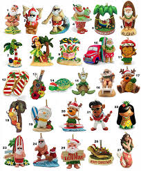 hawaiian ornaments sale