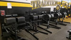 Athletic Benches Athletic Boosters Provides Funds For Weight Room And Tennis Court