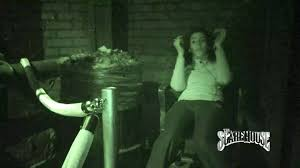 pittgirl vs the scarehouse youtube