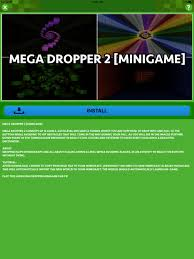 maps fall challenge mega dropper minigame maps for minecraft pe on the app store
