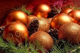ornaments orange ornaments orange glass