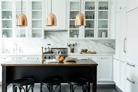kitchen copper farmhouse sink and matching faucet copper