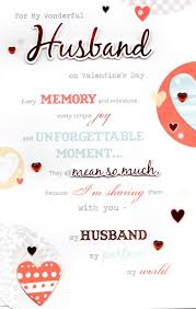 card for husband husband s day greeting card cards kates