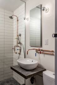 196 best copper shower pipes images on pinterest bathroom ideas