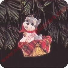 19 best hallmark puppy ornaments images on puppy