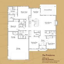 the ponderosa floor plan canyon river properties