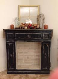 ana white faux fireplace with hidden storage cabinets diy projects