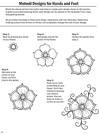 how to draw coloring pages how to create mehndi designs doodles coloring pages