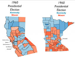 1996 Presidential Election Map by Electoral Geography Geocurrents