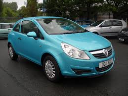 vauxhall corsa blue vauxhall corsa 1 0 s ecoflex 3dr manual for sale in rochdale