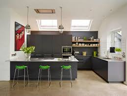 kitchens with shelves green the foodie kitchen decor for cooking enthusiasts