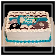 baby shower baby reveal cakes tastries bakery bakersfield ca