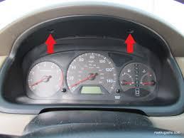 1998 2002 honda accord gauge cluster led conversion u2013 makkugasho
