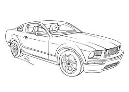free coloring pages of mustang cars 20 best mustangs images on pinterest mustang cars and ford mustangs