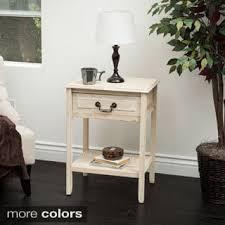 off white nightstands u0026 bedside tables shop the best deals for