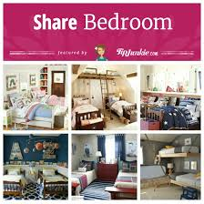 Bedroom Ideas For Brothers 15 Boy And Room Ideas Share Bedroom Tip Junkie
