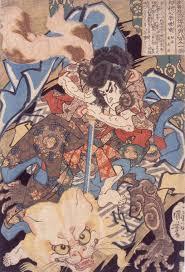 10 tokyo warriors warriors based on novels of kyokutei bakin 太田記念美術館 ota