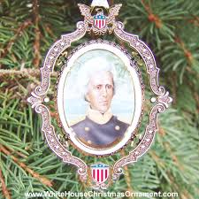 american president collection andrew jackson ornament