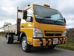 mitsubishi truck canter mitsubishi fuso canter 4 x 2 tipper