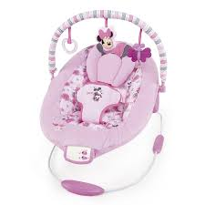 Baby Minnie Mouse Crib Bedding Set 5 Pieces by Mini Mouse Mobile For Crib Shown Minnie Mouse Precious Petals