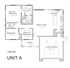 vista del sol floor plans plan 1 la rosa plan san jacinto california 92582 plan 1 la