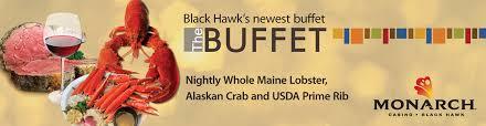Black Hawk Casino Buffet by The Buffet Riviera To Monarch On Behance