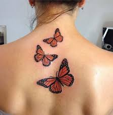 monarch butterfly designs with meaning
