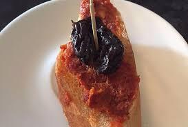 cuisine majorquine pintxos de sobrasada paté de chorizo de majorque picture of la