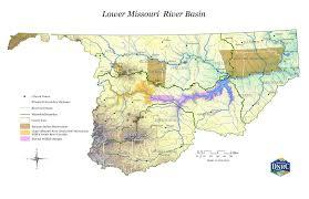 map of missouri river montana dnrc