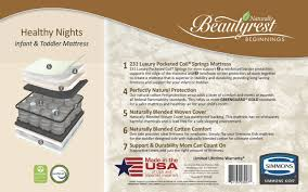 Omni Pedic Crib Mattress by 100 Sealy Baby Posturepedic Crown Jewel Mattress Sealy Baby