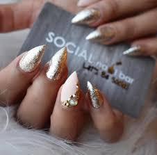social nail bar home facebook