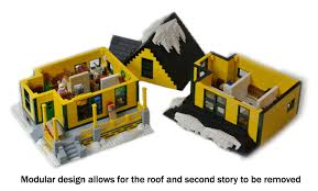Home Design Story Login by Lego Ideas The Lego Christmas Story House
