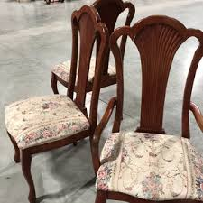 Dining Chair Upholstery 121consign Com The Home Of 121 Consignment Furniture