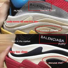 balenciaga triple s 17fw trainer yellow blue red lowest outlet for