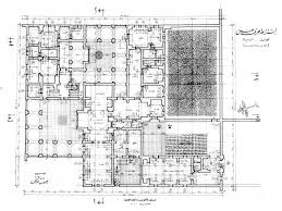 working drawing floor plan sadat resthouse principal rest house working drawing ground