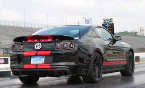 Red Mustang With Black Stripes Black 2013 Ford Mustang Shelby Gt 500 Coupe Mustangattitude Com